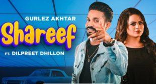 Shareef Lyrics – Dilpreet Dhillon