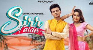 Sirr Fatda Shivam Grover Lyrics