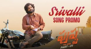 Srivalli Pushpa Lyrics